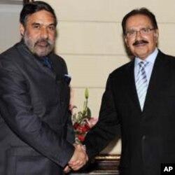 پاکستان اور بھارت کے وزرائے تجارت