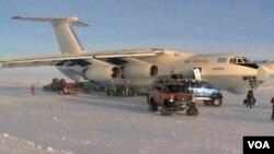 Južni pol: Šta će otkriti jezero Ellsworth