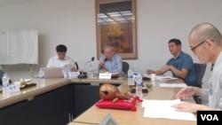 9일 한국불교역사문화기념관에서 '사드 한반도배치,무엇이 문제인가?' 토론회가 열렸다.