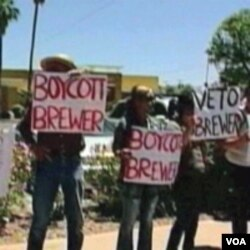Pozivi na bojkot bili su sastavni dio protesta
