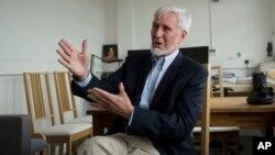El británico-estadounidense John O'Keefe es uno de los tres ganadores del Nobel de Medicina 2014.