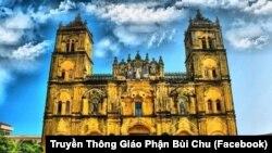 Nhà thờ Bùi Chu (Hình: Truyền Thông Giáo Phận Bùi Chu - Facebook)