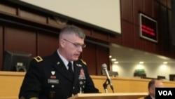 Brigadier General Wayne W. Grigsby Jr
