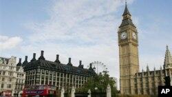 تپ دق : لندن مغربی یورپ کا مرکز