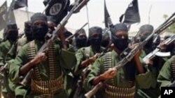 Wanamgambo wa kundi la al-Shabab