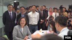 VOA连线(张永泰):国民党智库:台湾强化与美国关系的同时,也要处理好两岸关系