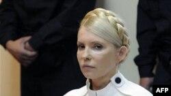 Приговор Тимошенко может прозвучать 11 октября