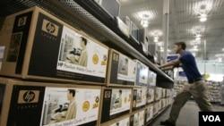 La compañía HP intenta diversificar sus productos para lograr competir en un mercado de tecnologías cada vez más difícil.