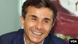 Gürcüstanın baş naziri Bidzina İvanişvili