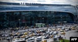 Arhiva - Međunarodni aerodrom Domodedovo, u blizini Moksve, snimljen 10. oktobra 2017.