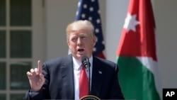 Serok Donald Trump li Qesra Sipî