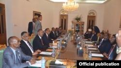 Somalia-Somaliland Talks