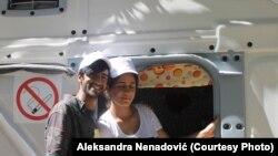Migranti u Preševu