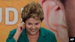 La presidenta de Brasil Dilma Rousseff pidió ante la ONU la creación de normas para evitar el espionaje internacional.