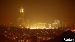 사우디 아라비아 수도 메카 전경. (자료사진)