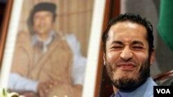 Al-Saadi Gaddafi, salah seorang putera Moammar Gaddafi (foto:dok).