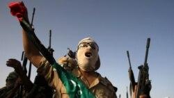 درخواست قذافی از مردم لیبی برای مبارزه با ناتو