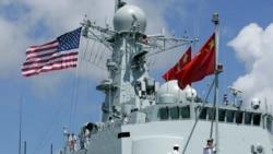 VOA连线(叶兵):美撤销环太军演邀请 北京强调南中国海主权