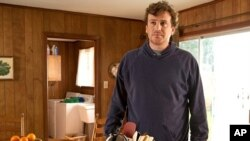 Jason Segel plays Jeff in JEFF, WHO LIVES AT HOME, from Paramount Pictures and Indian Paintbrush.