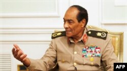 Thống tướng Ai Cập Mohamed Hussein Tantawi