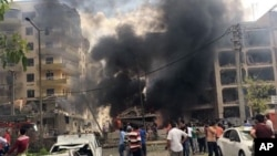 Eksplozija u Turskoj, 8. jun 2016.