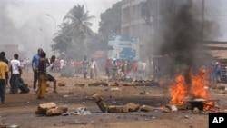 Conakry est le théâtre depuis début mai de violentes manifestations