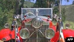 Xe Rolls-Royce chuyên săn cọp tại Ấn Độ được bán đấu giá