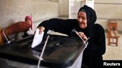 Египет, выборы.
