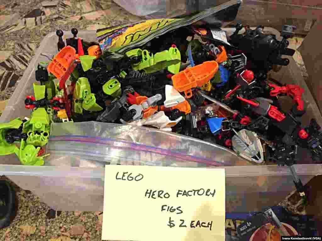 """""""Ratovi zvezda"""" igračke kultnog danskog proizvođača kocki za slaganje """"Lego"""""""