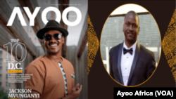VOA's Jackson M'vunganyi and Arzouma Kompaore