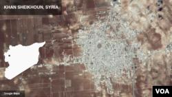 Khan Sheikhoun Syria