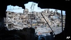Сирия, Хомс, 5 июня 2013г.
