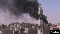 El ejército sirio ha seguido bombardeando zonas residenciales en varias ciudades del país.