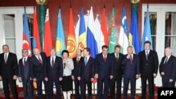 Совет глав государств Содружества Независимых Государств