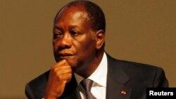 Alassane Ouattara est confronté à des troubles persistants dans l'ouest du pays, et demande à l'ONU d'y déployer des drones