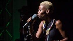 """Irina Vasconcelos - A rainha do rock em Angola que """"carrega"""" a coroa com orgulho"""