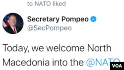НАТО Помпео