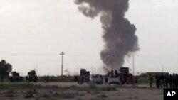 伊拉克軍隊力圖奪回具有戰略意義的城市提克里特
