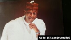 Hon Abdulmumini Jibrin