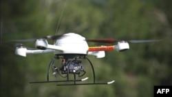 Полеты дронов над алтайскими курганами