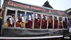 Dharamsala đánh dấu Ngày Quốc tế Tây Tạng Đoàn kết.