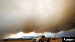 Wildfires Rage Throughout Colorado