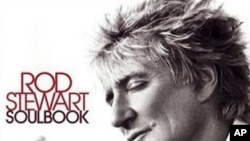 "Rod Stewart's ""Soulbook"" CD"