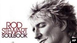 "Rod Stewart's ""Soulbook"" CD"