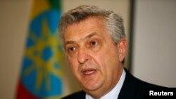 Filippo Grandi, Umutegetsi mukuru w'ishami ry'ishirahamwe mpuzamakungu ONU rijejwe impunzi, HCR