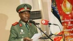 Exoneração de General Nunda resulta de motivações políticas, dizem analistas angolanos