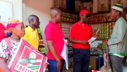 Frelimo procura reafirmação a braços com escândalos de corrupção