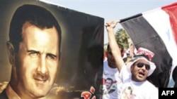 Pro-Asadove demonstracije