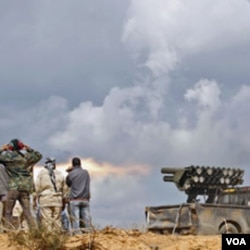 Sisa-sisa pendukung Gaddafi di Libya diperkirakan masih bisa mengacaukan situasi di Libya, seperti yang terjadi di Irak (foto: ilustrasi).
