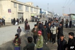 Las víctimas mortales en el ataque suicida en Kabul el 14 de enero de 2019 fueron tres militares y un civil y entre los heridos están 12 mujeres y 23 menores.